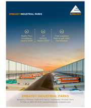 EMBASSY INDUSTRIAL PARKS